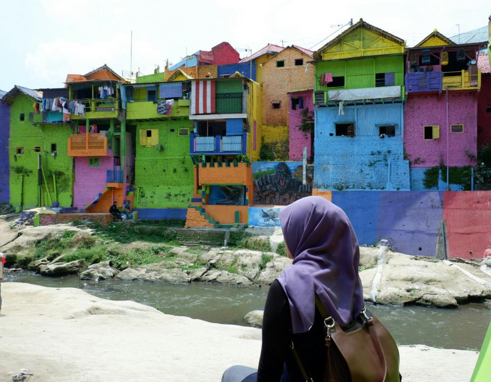 Kampung Jodipan, Apakah Hanya untuk Sekedar Berfoto-foto?