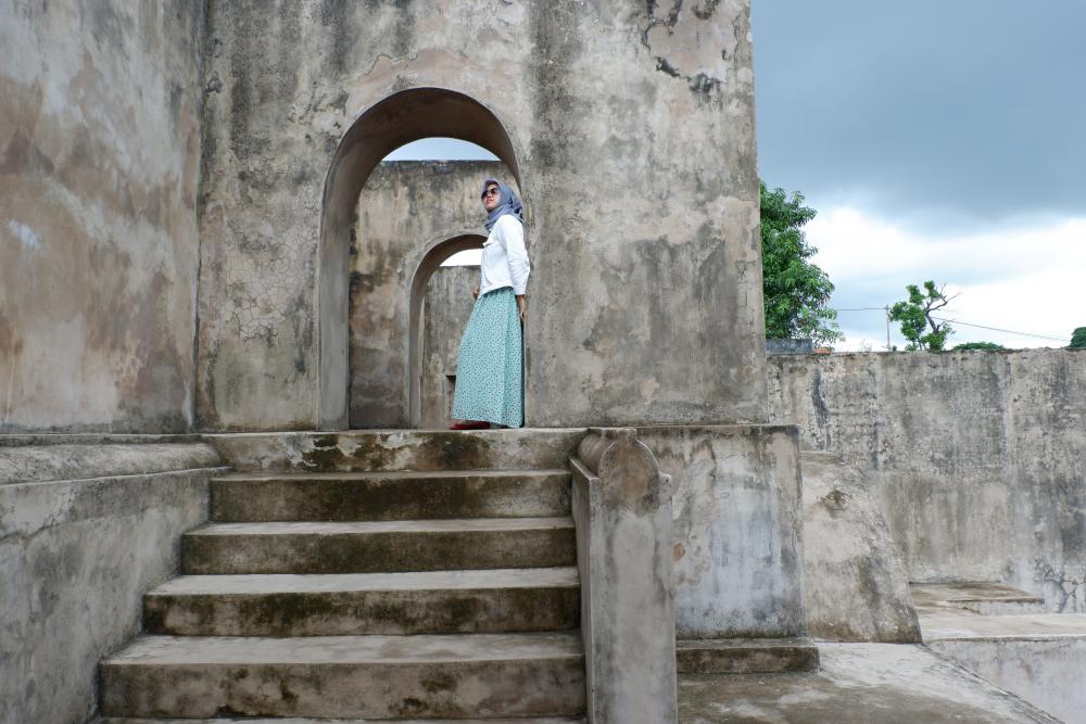Menemukan Hidden Places 'Cantik' di Jogja