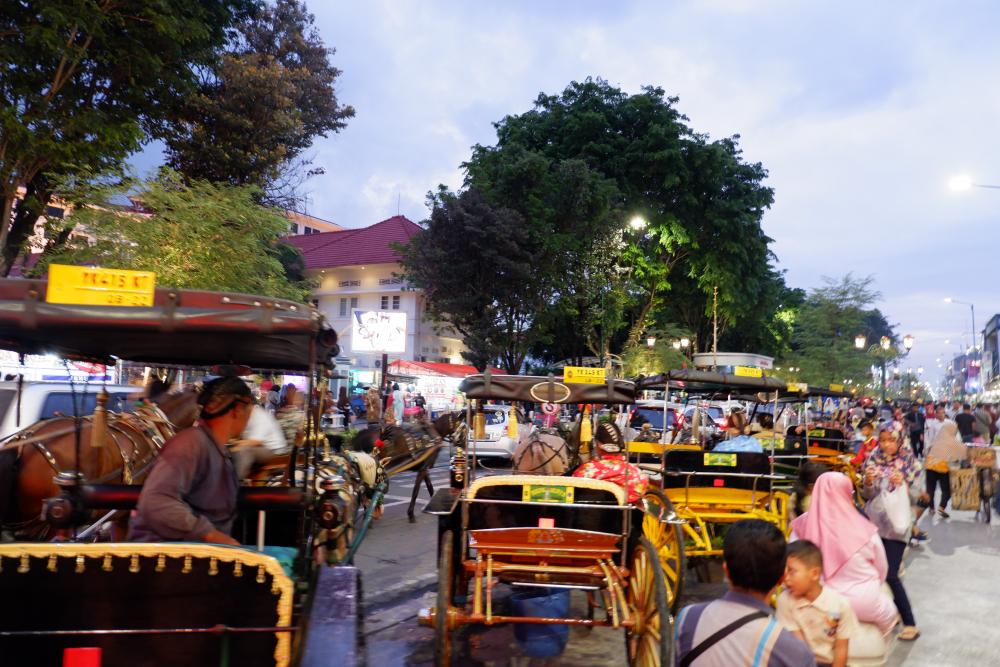 Itinerary Perjalanan 5H4M di Yogyakarta