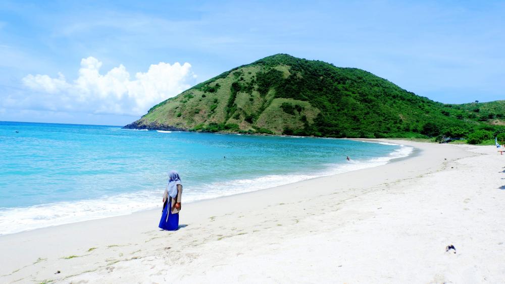 Menyisiri (lagi) pantai di Lombok Tengah: Selong Belanak, Mawun, dan Kuta Mandalika
