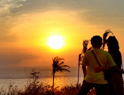 Berburu Keindahan Matahari Tenggelam di Pulau Lombok