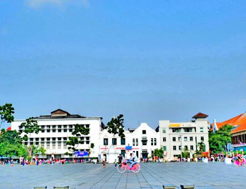 Wisata Kota Tua Jakarta bersama Pegipegi, Lanjut Medan?