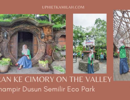 Liburan ke Cimory on The Valley, mampir Dusun Semilir Eco Park di Kabupaten Semarang